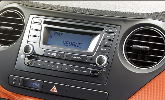 Grand i10 Sistema de audio