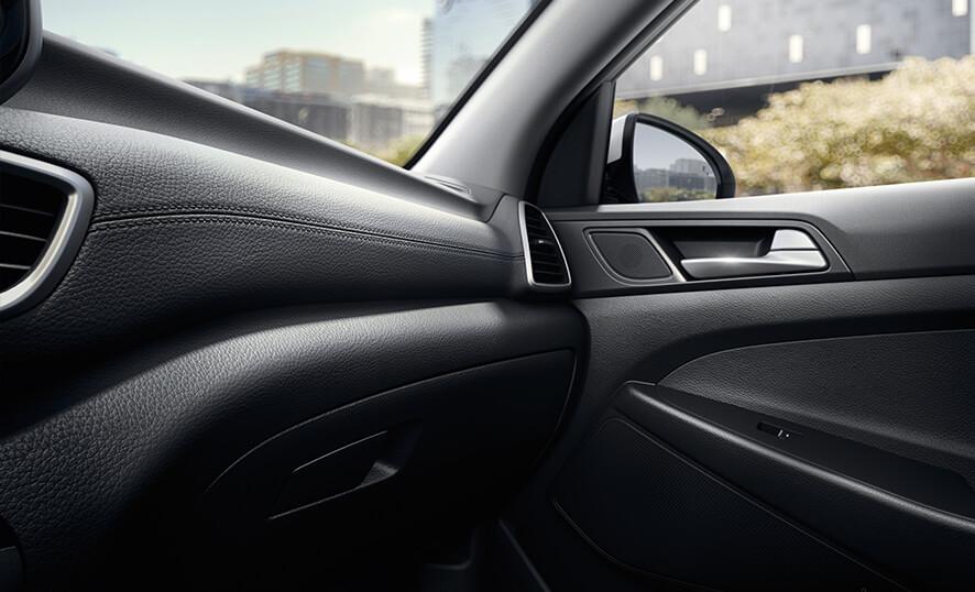 Hyundai Tucson Consola