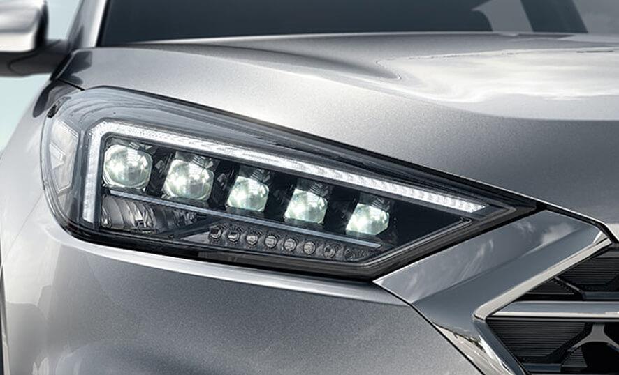 Hyundai Tucson Faros LED