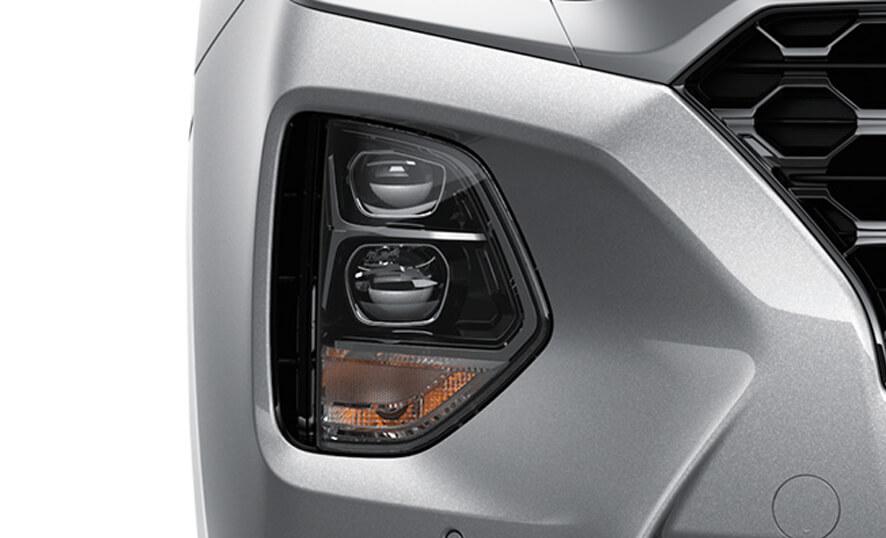 Hyundai Santa Fe Faros LED