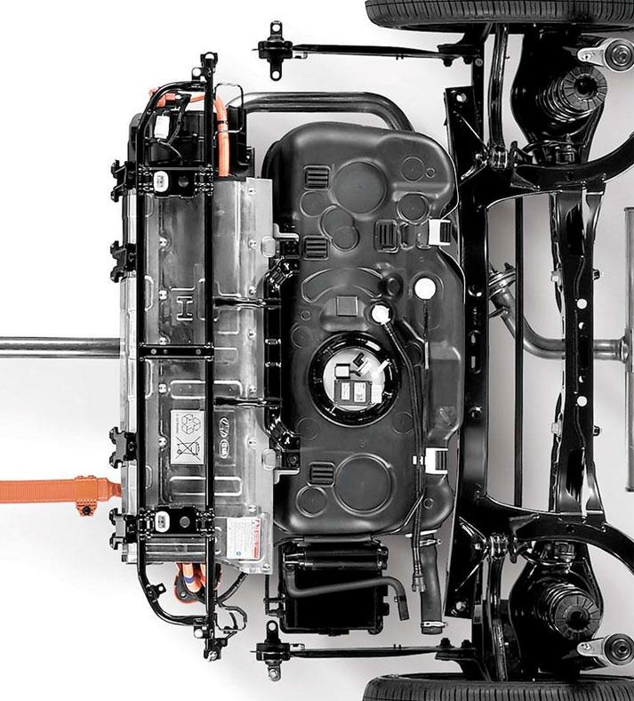 Batería Hyundai Ioniq