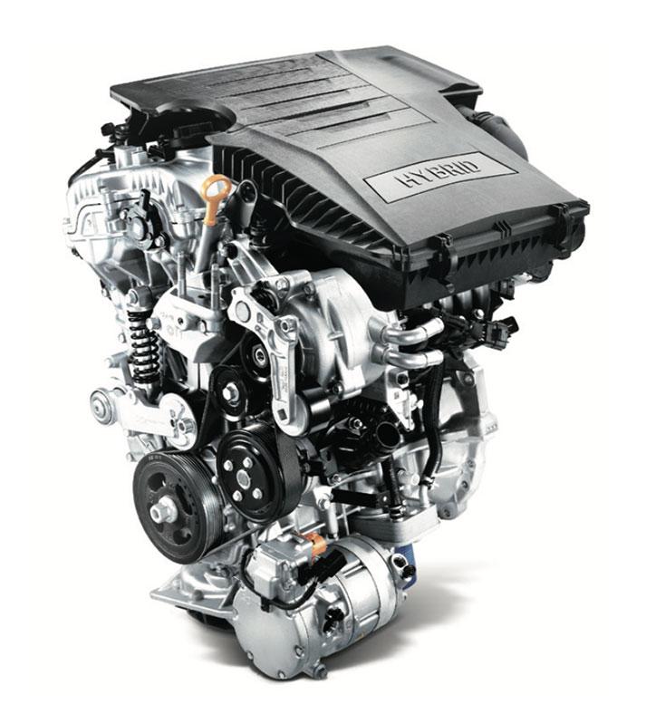 Motor Hyundai Ioniq