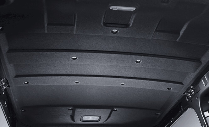 Hyundai Starex Luces
