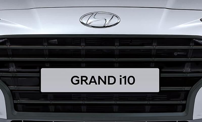 Parrilla Grand i10 HB