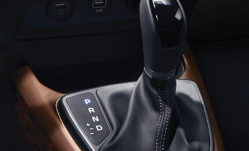 Transmisión automática Grand i10 Sedán