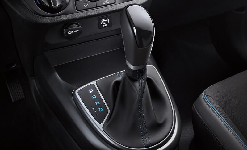 Transmisión automática Grand i10 HB