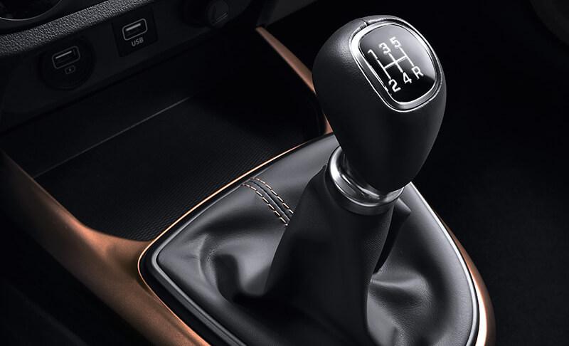 Transmisión manual Grand i10 Sedán