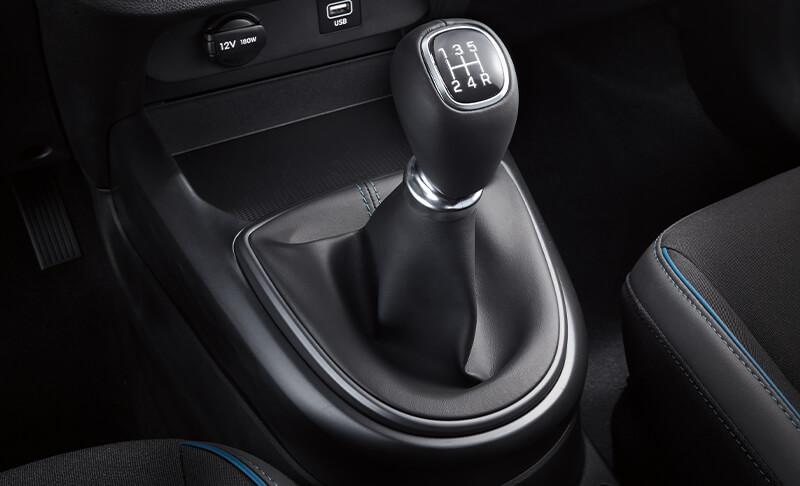 Transmisión manual Grand i10 HB
