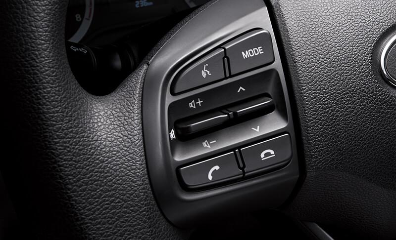 Controles al volante Grand i10